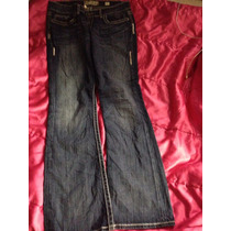 Jeans Bke D Dama Boot Cut 34x32/34