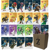23 Tarjetas Nfc Amiibo - Colección Zelda + Empaque Oficial