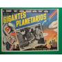 Gigantes Planetarios Original Ciencia Ficcion Cartel De Cine