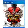 Juego Street Fighter V Playstation 4 Ibushak Gaming