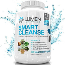 Limpiadora Inteligente - 100% Natural Colon Cleanse Y Desint