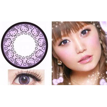 Pupilentes Hello Kitty Big Eyes Circle Lens