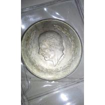 Mexico 1953 $5 Hidalgo Plata