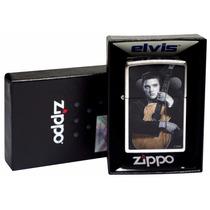 Encendedor Zippo Elvis Presley O Bullets Original Sellado