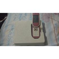 Nokia 7373 Giratorio Rosa.libre.nuevo.$1799 Con Envio.