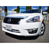 Nissan Altima 3.5 Exclusive V6 Piel Cvt 2013