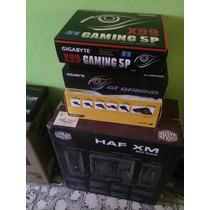 Vendo Pc Gamer I7 3820k