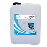Alcohol Isopropílico 99.8% Puro 20 Litros Quimiklean
