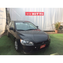 Lancer 2012 Color Negro Impecable!!