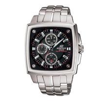 Relojes Casio Edifice Ef 331- Sb- 1a Análogo Con Clendario