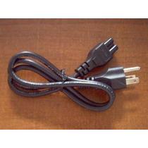 Cables De Corriente Para Lap Top, Pc-monitor E Impresoras