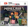 ..:: Minecraft ::.. Para New Nintendo 3ds . Start Games
