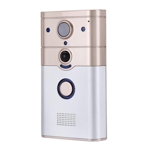 Interfon inalambrico video portero timbre wifi app remoto - Video portero inalambrico ...