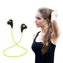 Audifonos Qcy Qy7 Bluetooth V4 Hd Manos Libres Sport Gym Mp3