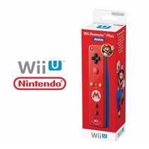 Wii Remote Plus Edición Mario - Entrega Inmediata