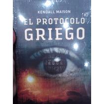 El Protocolo Griego Kendall Maison Factoría De Ideas Nuevo