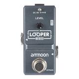 Ammoon Loop Bucle De Efectos De Guitarra Eléctrica