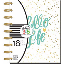 Scrap-fever Planner Big Memory Ideas Agenda