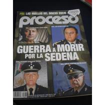 Proceso - Guerra A Morir Por La Sedena #1864 Julio 2012