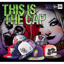 Gorra New Era Suicide Squad Harley Quinn Daddys Lil Monsters