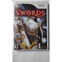 Wii Swords $170 Pesos - Seminuevo Vendo / Cambio
