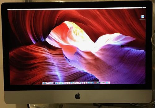 iMac 5k 27 Pulgadas en venta en Cuauhtémoc Distrito Federal