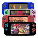 Silicón Completo Switch + Thumbs Regalo | Case Protector Full Body Funda Suave | Para Switch «normal», No Lite