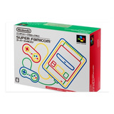 Nintendo Super Famicom Classic Mini - Version Japonesa