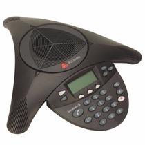 Teléfono Polycom Soundstation2, Analógico No Expandible