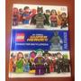 Lego Dc Enciclopedia  (incuye Minifigura) Ingles