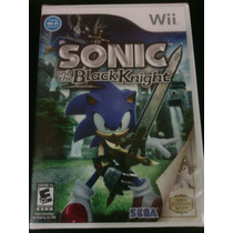 Sonic And The Black Knight - Nintendo Wii - Game Freaks
