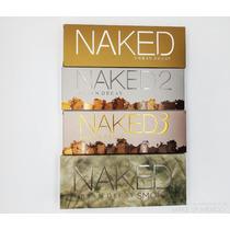 Naked 1 2 3 + Smoky + Envío Gratis 24 Horas Estafeta