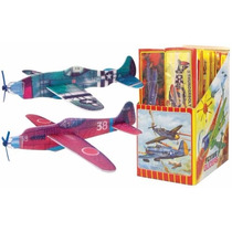 Aviones Gliders De Foam Coleccionables Haz Negocio