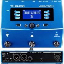 Tc Helicon Voicelive Play Efectos Para Voz Harmonizador