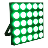 Matriz Panel Led Matrix 25x15w Luz Disco Multicolor Rgb