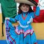 Disfraz Para Niña Talla 4-5