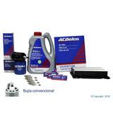 Kit Afinacion 5w30 Sintético Aveo 1.6 Lxt 2008/2017 Bujia Co