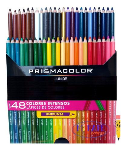 Colores Prismacolor Junior. Con 48 Pz