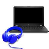 Hp Laptop 15-bs001la 4gb 500gb Celeron 3060 Audifonos Gratis