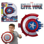 Civil War Nerf Escudo De Ataque Sorpresa Capitán América