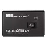 Regulador De Voltaje Sola Basic Slim Volt 1300va 700w 4 Cont