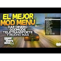 Gta V Con Modmenu 1.29 Antrax Lt3.0 Ltu Xbox 360