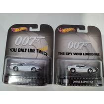 Hot Wheels Retro James Bond 007 Toyota Roadster, Lotus