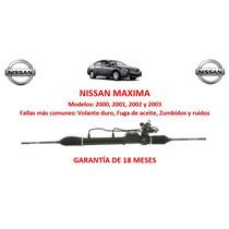 Caja Direccion Hidraulica Cremallera Nissan Maxima 2002