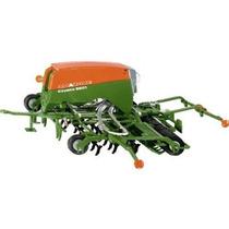 Toy Tractor Agricola - Siku Amazone Sembradora 1:50 Miniatur