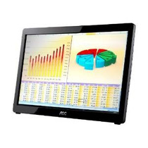 Aoc E1649fwu 16 Pulgadas 1366 X 768 16 Ms Led Lcd Monitor