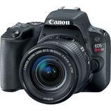 Camara Canon Sl2 Kit 18-55 Video Full Hd 60p + 16gb Tripie