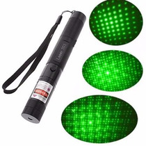 Apuntador Laser Verde 1000 Mw Recargable Prende Cerillos Vv4