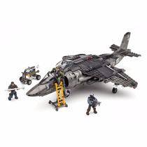 Call Of Duty Mega Bloks Combat Fighter Collection Set