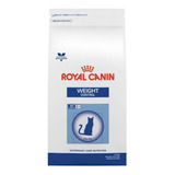 Alimento Royal Canin Veterinary Care Nutrition Feline Weight Control Para Gato Adulto Sabor Mix En Bolsa De 1.5kg